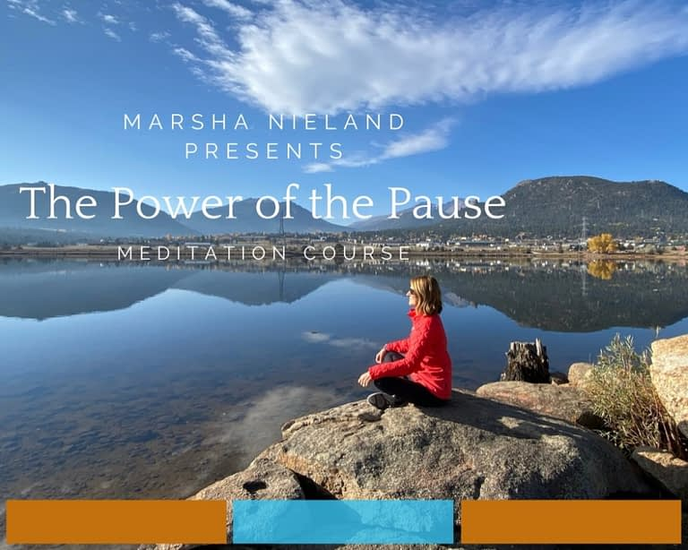 power of the pause meditation course